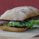 Rib Eye Steak sendvič